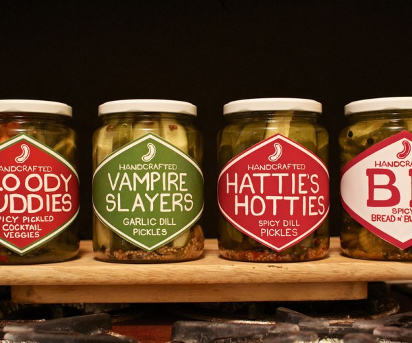 Hatties Pickles