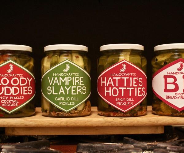 Hatties Pickles
